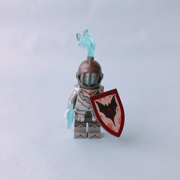 レゴミニフィグシリーズ19 Fright Knight(恐怖の騎士)