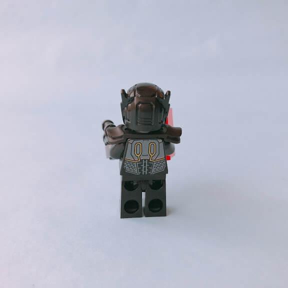レゴミニフィグシリーズ19 Galactic Bounty Hunter(宇宙の賞金稼ぎ)