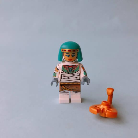 レゴミニフィグシリーズ19 Mummy Queen(ミイラの女王)