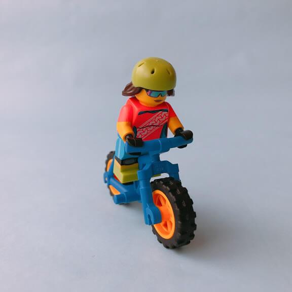 Mountain Biker(マウンテンバイク乗り)