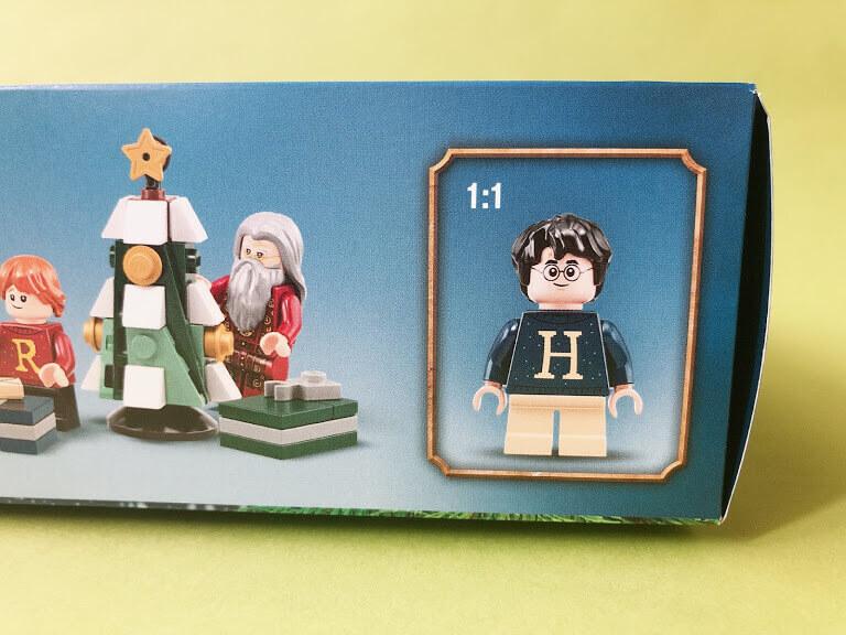 レゴアドベントカレンダー ハリーポッター75964の中
