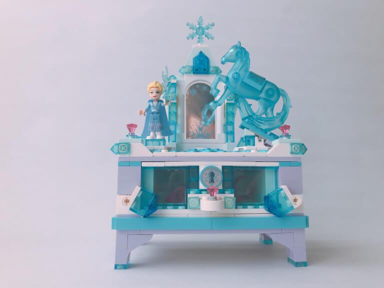 レゴ41168エルサのジュエリーボックス