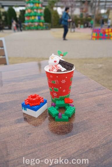 レゴランドジャパンのクリスマス 限定フード
