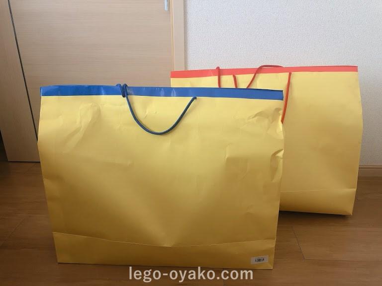 トイザらスのレゴ福袋ハッピーバッグ