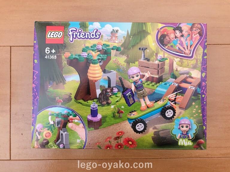 レゴ(LEGO) フレンズ ミアのフォレストアドベンチャー 41363