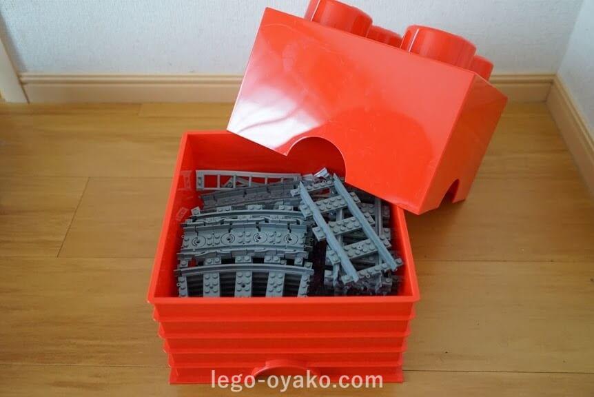 LEGO収納ボックスの活用例