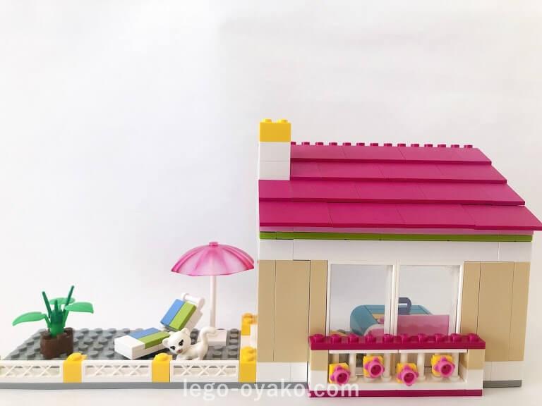 レゴフレンズ ラブリーハウス3315