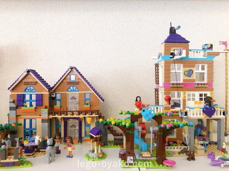 レゴを飾って見せる収納