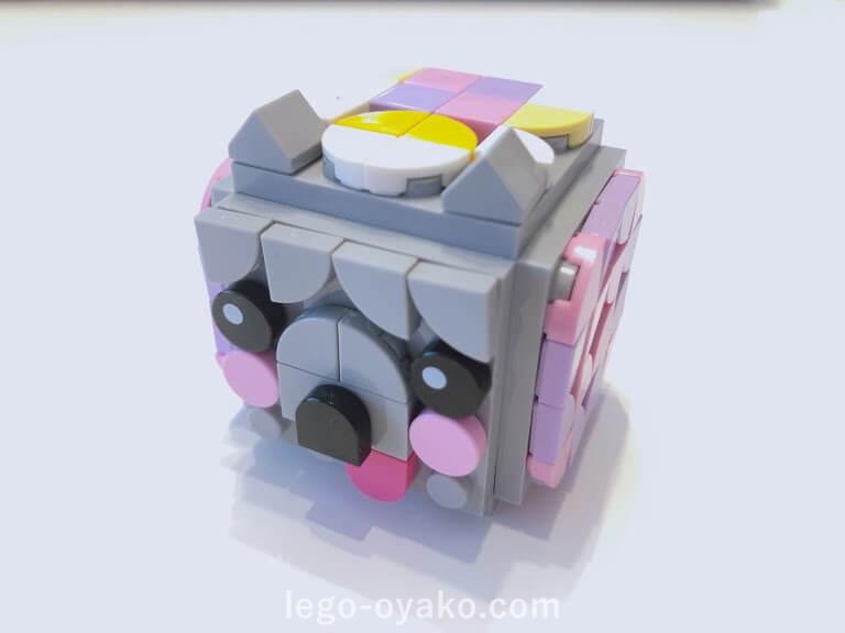 「レゴ ドッツどうぶつフォトスタンド 41904」のレビュー
