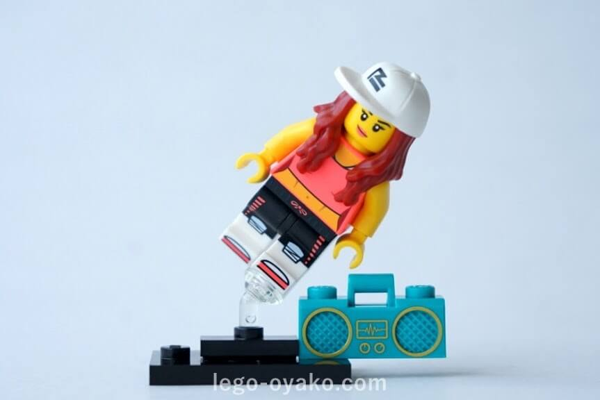 2.ブレイクダンサー(Breakdancer)