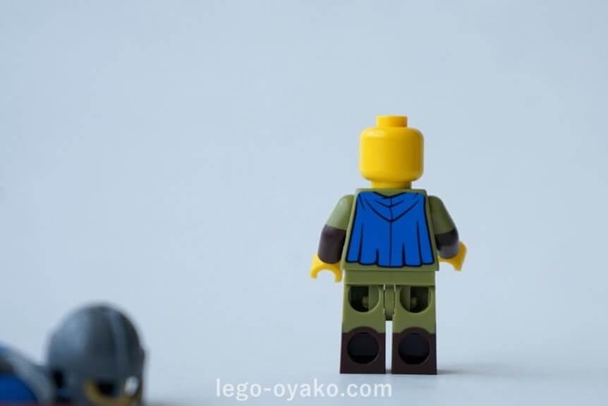 レゴ ミニフィギュアシリーズ20(71027)8.バイキング(Viking)