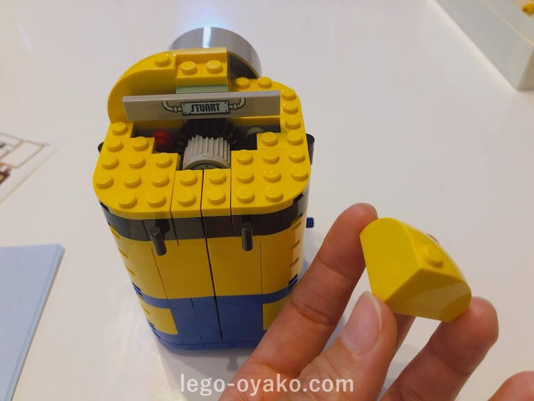 レゴ ミニオンと秘密基地75551のレビュー