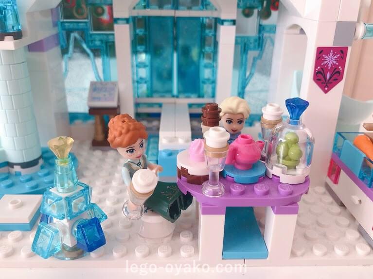レゴ アナと雪の女王 アイスキャッスル・ファンタジー43172 クリスマスアレンジ