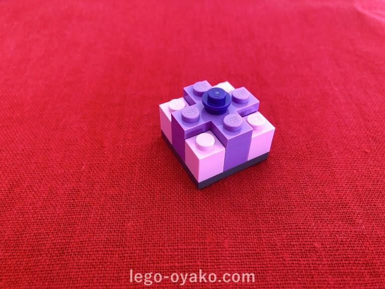 レゴでクリスマスモチーフの作り方
