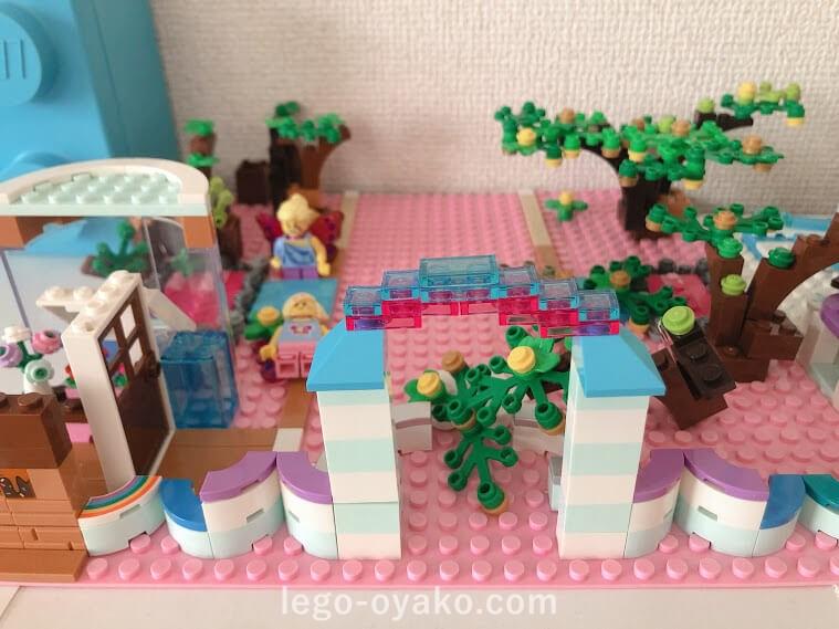レゴ基礎版プレート 互換品ピンク
