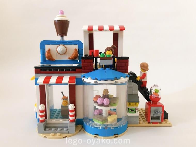レゴ(LEGO)クリエイター ケーキショップ (モジュール式) 31077
